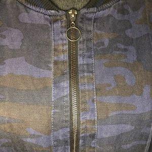 Sanctuary Jackets & Coats - Sanctuary Designed In Los Angels Camouflage Jacket